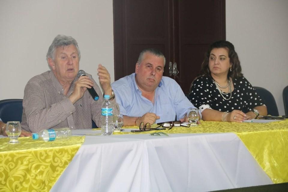 Reunião Regional aborda endividamento arrozeiro