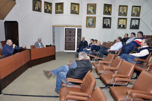 Ouça o comentário da Presidente Fátima resumindo a reunião na Farsul  sobre as renegociações de dívidas