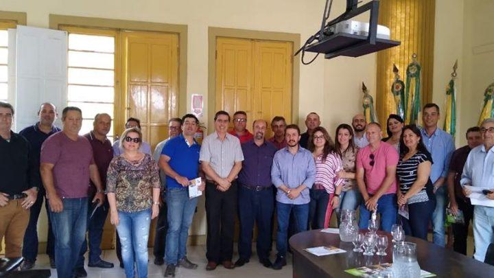 Semana inicia com reuniões em busca de soluções de demandas arrozeiras