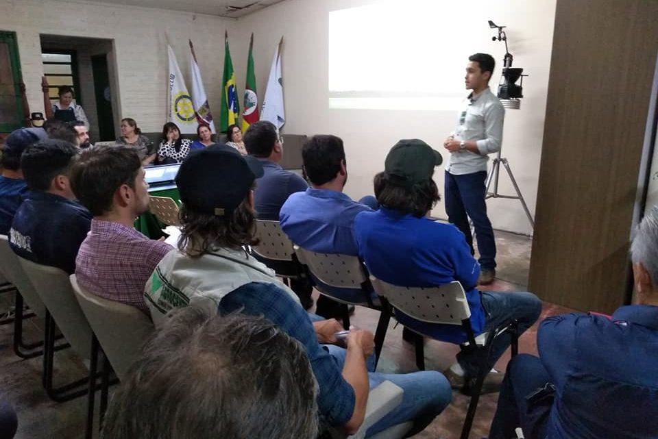 """Palestrante do XXXV ENTEC responde ao """"Minuto da Prosa"""" sobre controle de irrigação"""