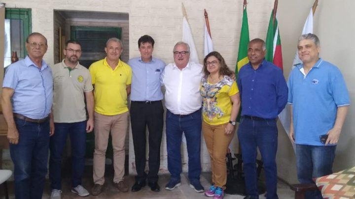 Arrozeiros de Alegrete seguem buscando soluções para as estradas rurais