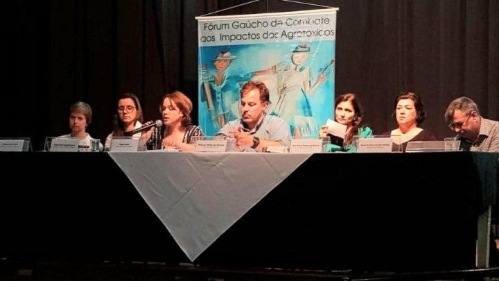 Ouça a posição da nossa entidade sobre os debates do Fórum Gaúcho de Combate aos impactos do uso de defensivos agrícolas.