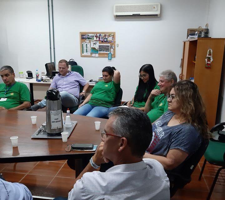 Reunião da Comissão de Pesquisa e Extensão do IRGA