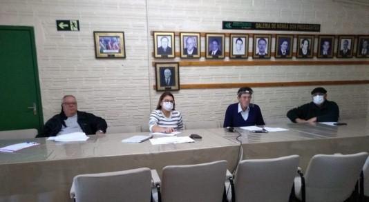 Mesmo em período de pandemia, a Associação dos Arrozeiros de Alegrete não para com as atividades na defesa da representação dos produtores