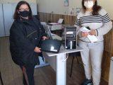 Associação dos Arrozeiros de Alegrete e Rotary Club Alegrete Norte Centro fazem doações de equipamentos de informática para a APAE