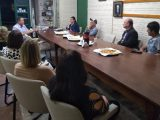 Reunião da Diretoria da Associação dos Arrozeiros de Alegrete